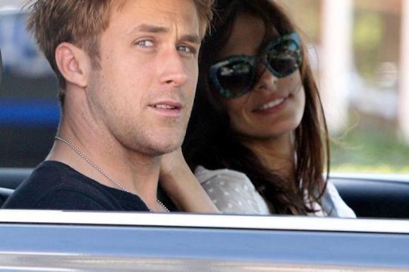 Gosling og Mendes afslører babynavn! ryan gosling, eva mendes
