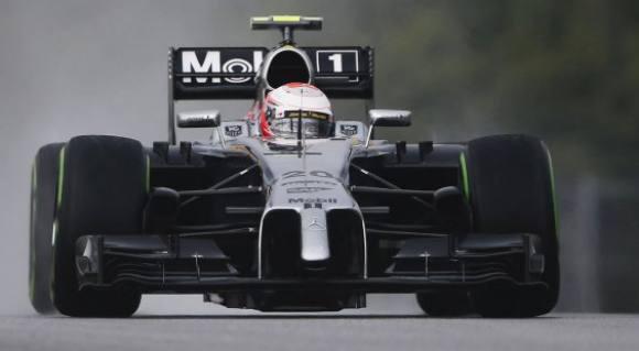 Magnussen: Jeg kører for podiet! Kevin Magnussen, Formel 1, TV3+, McLaren, kvalifikation