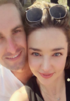 Supermodel forlovet med milliardær! Miranda Kerr, giftes, model, Evan Spiegel
