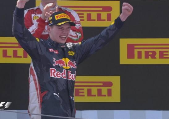Verstappen yngste vinder af F1 løb ! f1, verstappen, magnussen,