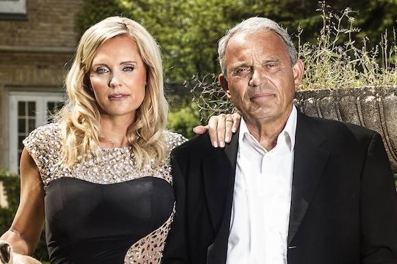 Ree og Janni skændes om toiletpapir! Karsten Ree, Janni Christensen