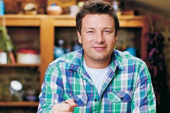 Jamie Oliver til Ramsay: Lortespreder! jamie oliver, gordon ramsay
