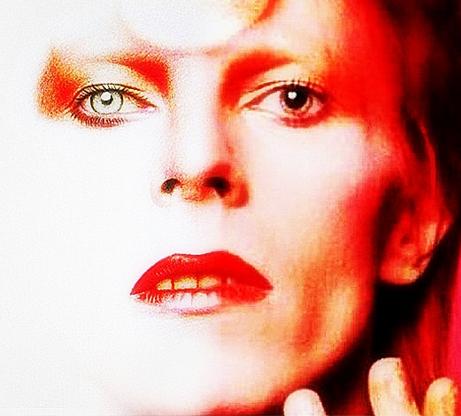 Bowie havde trekant aftenen før bryllup! David Bowie, sex