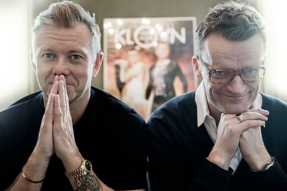 Klovn til Cannes filmfestivalen! Casper Christensen, Frank Hvam, Klovn