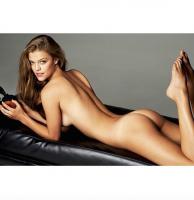 Topfræk: Se Agdal fuldstændig nøgen! nina agdal