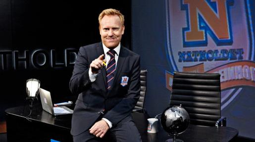 Bendtner skal være med i Natholdet! Bendtner, Anders Breinholt, Natholdet, TV2