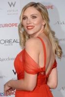 Scarlett: Jeg sultede som barn! Scarlett Johansson
