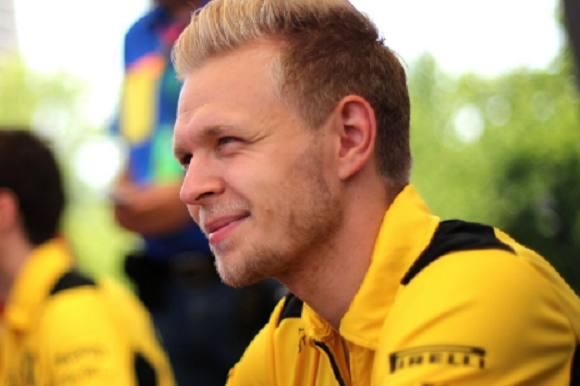 Magnussen udgår før sidste omgang! Kevin Magnussen, Forme1, på Silverstone