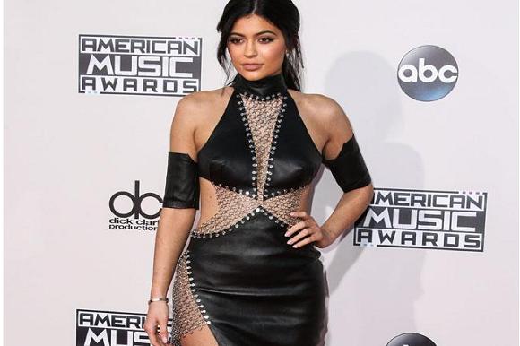Se Kylie Jenners frække brystbillede! Kylie Jenner, frække, brystbillede, Instagram