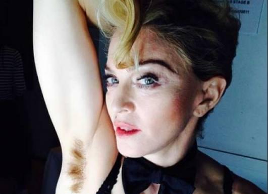 Se billedet: Madonna forarger fans! Madonna, fans, hår, Instagram
