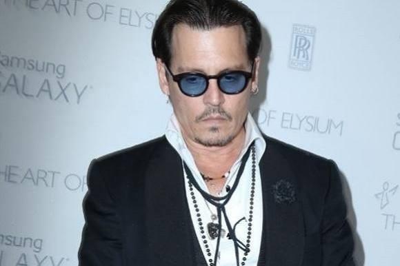 Politiet tilkaldt til Depps lejlighed! Johnny Depp, Amber Heard, politi