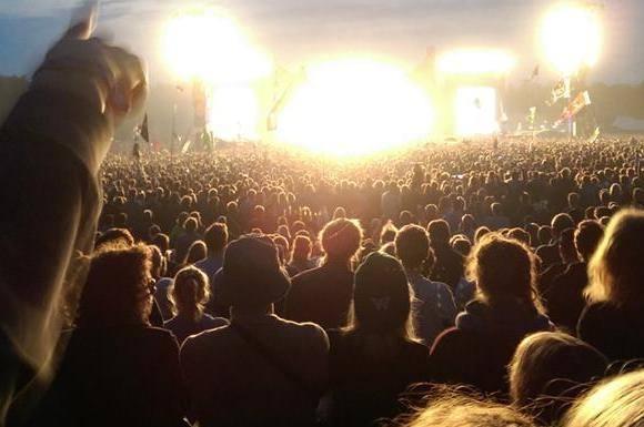 Roskilde nu en B-festival! roskilde festival