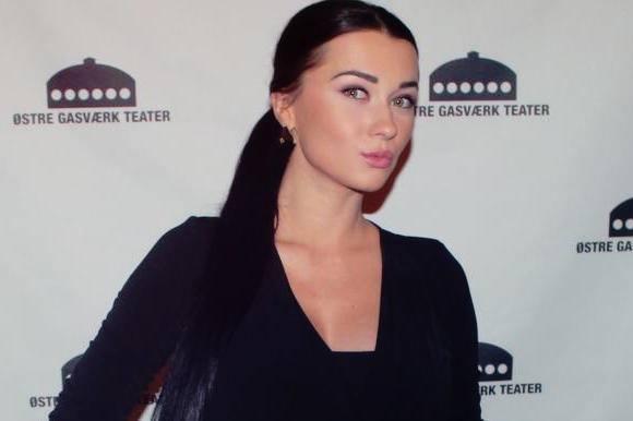 Se foto: Irina Babenko splitternøgen!  Irina Babenko, nøgen
