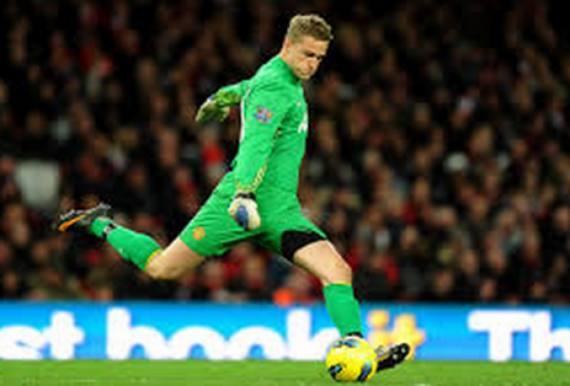Dansker kan være færdig i Man Utd! Anders Lindegaard, Manchester United, Morten Bruun,