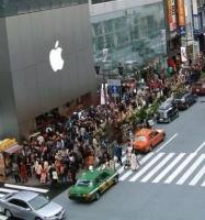 Se første iPhone 6-ejer tabe den! apple, iphone 6