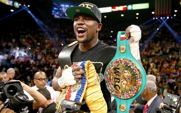 Mayweather stopper til September! Floyd Mayweather, Manny Pacquiao, boksning