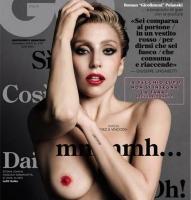 Lady Gagas gajoler til frit skue! lady gaga