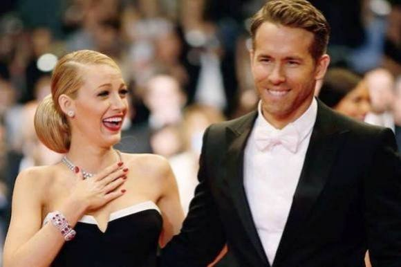Ryan Reynolds er blevet far! Ryan Reynolds, far, Blake Lively, født