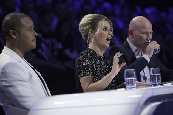 'X Factor'-dommerne svinet af 5-årig! x factor, dr, remee