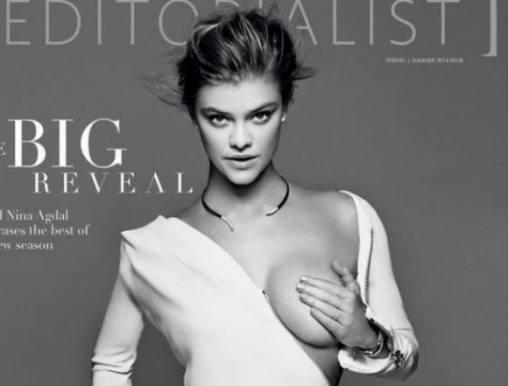 Nina Agdal: Ser mig selv alle steder! Nina Agdal, model, Danmark, USA