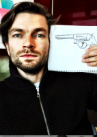 TV-vært bange for fyrværkeri! Thomas Skov, DR, Revolver, Thomas Skovs Bilprogram
