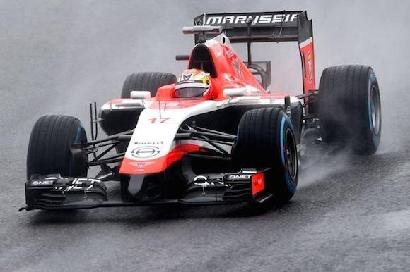 Fanget på video: Bianchis F1-ulykke! formel 1, jules bianchi