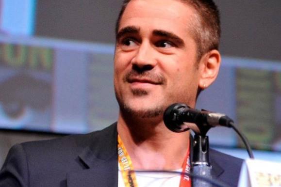 Colin Farrell roser kollegas kønsdele! colin farrell, ewan mcgregor
