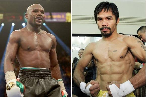 �rtiers st�rste boksekamp p� plads! boksning, floyd mayweather, Manny Pacquiao