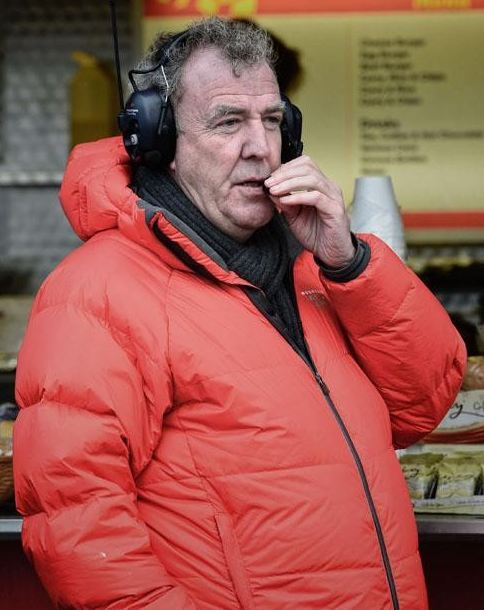 Suspenderet Clarkson v�rt i nyt show! jeremy clarkson, top gear, bbc