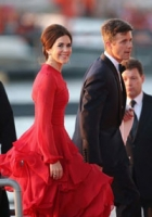 Mary tager over for Dronningen! Kronprinsesse Mary, kronprins Frederik, Dronning margrethe, prins henrik, kongehuset, statsbesøg, mexico