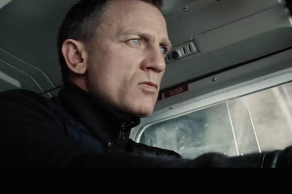 Endelig! Her er den nye Bond-trailer! daniel craig, james bond, spectre