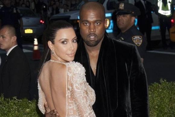 Kim og Kanye skal være forældre! kim kardashian, kanye west