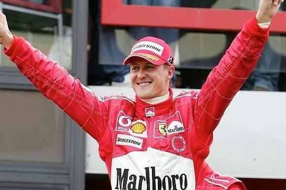 Schumacher endelig udskrevet! formel 1, michael schumacher