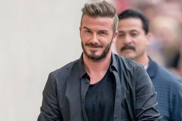 Beckham med i ny King Arthur-film! david beckham, guy ritchie