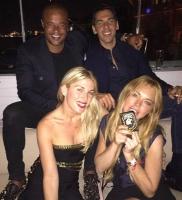 Se Remee feste med Lindsay Lohan! remee, mathilde gøhler, lindsay lohan