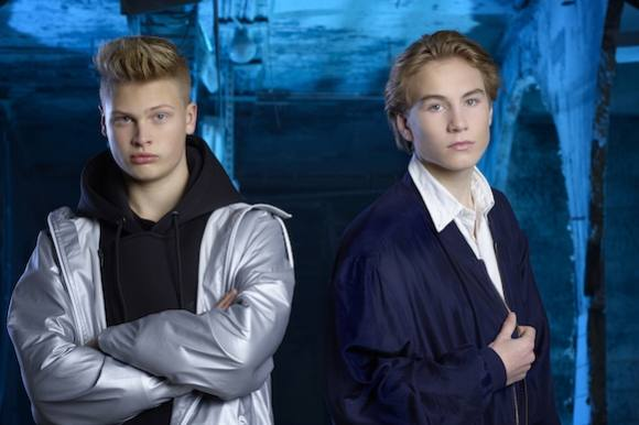 X Factor-duo: Ulykke truer deltagelse! x factor, citybois, dr