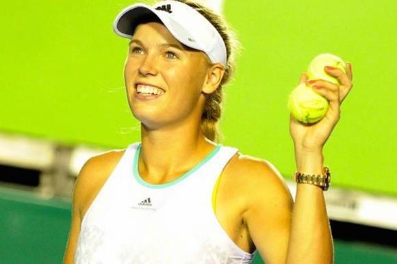 Wozniacki op på verdensranglisten! tennis, caroline wozniacki