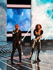 Anthony Jasmin er årets X Factor! X Factor, vinder, DR, Lucy Mardou, Anthony Jasmin, Henriette Haubjerg, finale