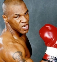 Se Mike Tyson i chok over Chili Klaus! mike tyson, chili klaus