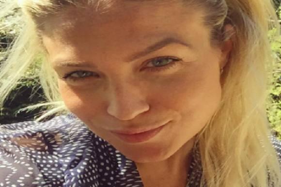 Christianes vilde forvandling! Christiane Shaumburg-Müller, Instagram,