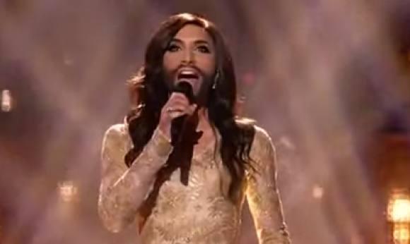 Den skæggede dame vandt Eurovision! Eurovision, Østrig, København, Basim, skæg