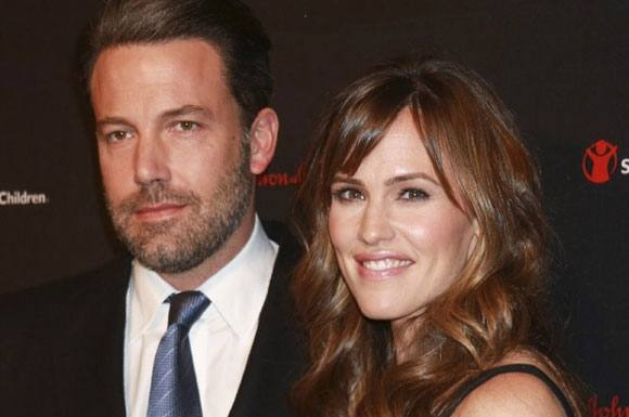 Affleck smidt på gaden! Ben Affleck, Jennifer Garner, skilsmisse, Hollywood, ben and jen