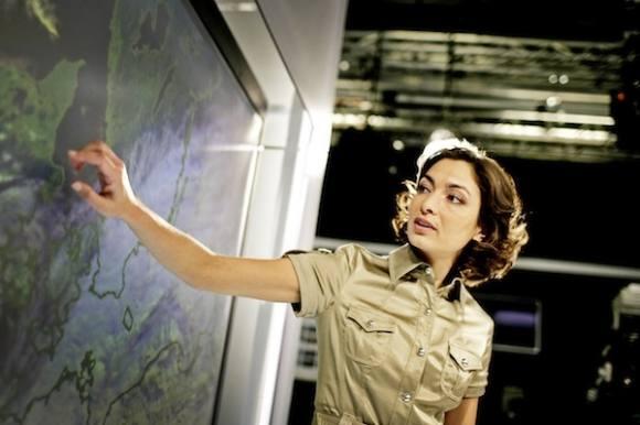 Stalker jagter TV-værter! DR, Anja Fonseca, Stalk