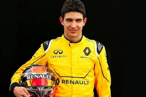 Ocon skal k�re for to teams! Esteban Ocon, Kevin Magnussen, Renault, Formel 1, Grandprix