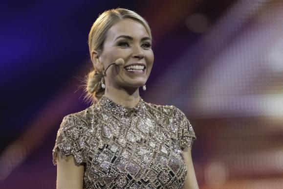Eva Harlou kvitter X Factor-værtsrolle! eva harlou, x factor, dr