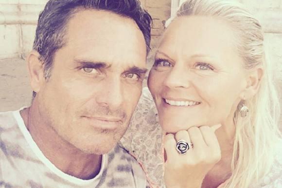 Sussi forlovet med porno-skuespiller! Sussi la Cour, Katja Kean, forovet