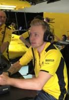 Katastrofestart: Magnussen punkterede! Kevin Magnussen, formel 1, shanghai, renault, punktering
