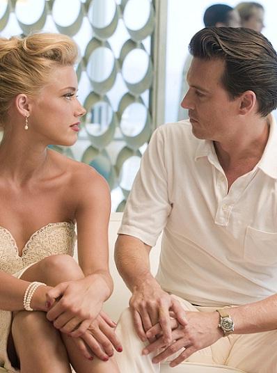 Depp mister en milliard i brud! Johnny Depp, Vanessa Paradis, amber heard,