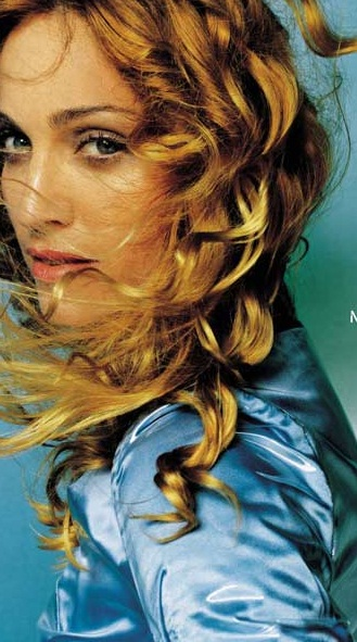 Madonna fjerner DNA-spor! Madonna,