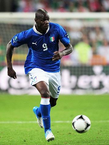 Super Mario sender Italien i EM-finale! EM, Mario Balotelli,
